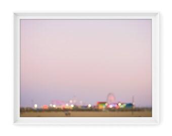 Los Angeles 17 (Pier) // Fine Art Giclée Print // Photography