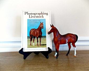Horses, Horse Book, Photography, Horse Photography, Non-Fiction, Paperback, Reference Book, Vintage Book, Livestock Photography, Western