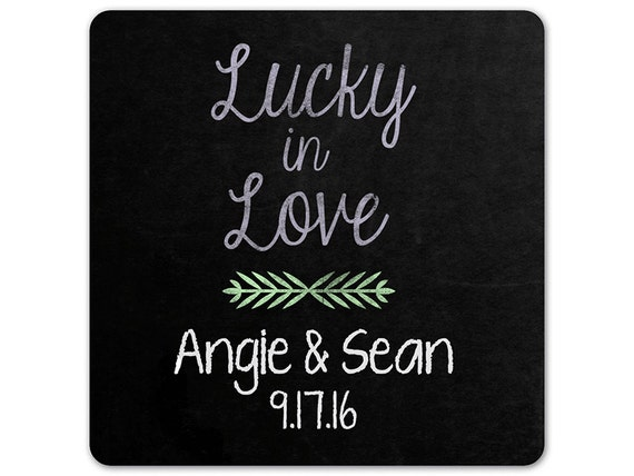 custom wedding favor stickers chalkboard stickers personalized