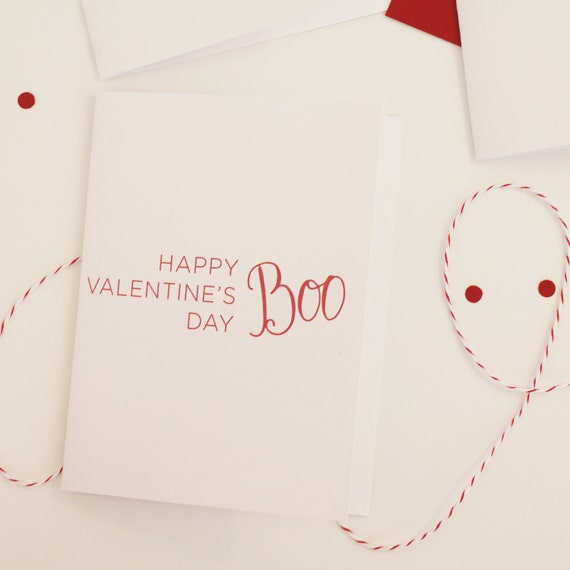 Funny Valentine, Card for Your Boo, Valentine's Day Card, Valentine Card, Husband Valentine, Wife Valentine, Girlfriend Card, Boyfriend Card