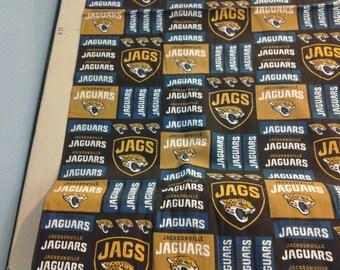 Jacksonville Jaguars Fabric