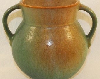 Roseville Pottery Earlam Vase 517-5