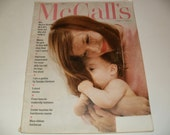 Vintage McCalls Magazine July 1959  - Vintage Ads Fashions Paper Ephemera Collectible Scrapbooking