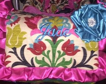 Santa Maria Diaper Bag, Fancy Diaper Bag, Messenger Diaper Bag, Diaper Bag for Baby, Ritzy Baby Diaper Bag, Ritzy Diaper Bags