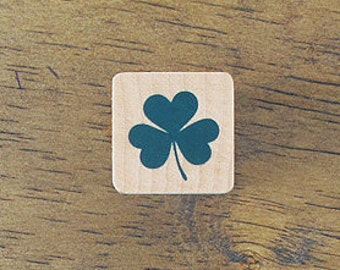 Lovely clover, Lovely mini stamp, U287
