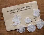 R embroidery designs craft supplies woven labels name clothing labels laundry symbols clothing symbols sewing parts antique shop Yebisu