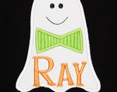 Boys Halloween Shirt, Ghost Shirt, Halloween Ghost Shirt, Boys Halloween Shirt, Custom Halloween Shirt, Monogrammed Halloween Shirt, Ghost