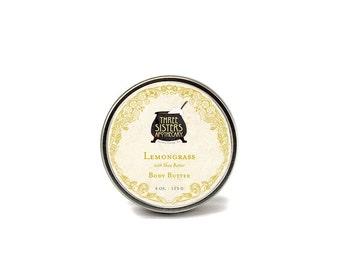 Lemongrass - 4 oz. Body Butter