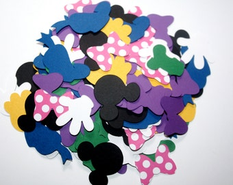 Mickey Mouse Clubhouse Confetti
