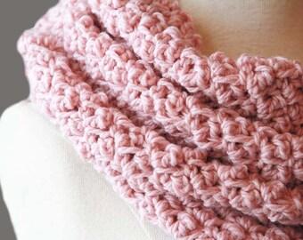 Crochet PATTERN Cumberland Cowl Women's Crochet Cowl Pattern One Size