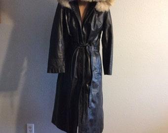 Black panther jacket | Etsy
