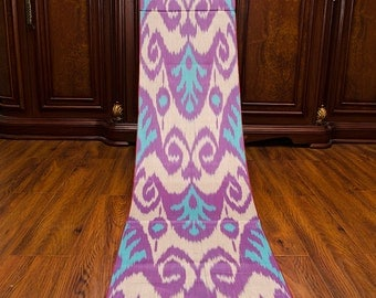 ikat fabric by the yards