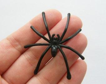 20 Spider black embellishment 47 x 44mm