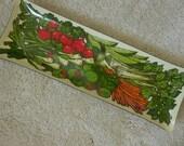 Vintage Veggie Tray