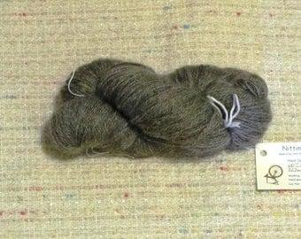 Handspun Wool/Mohair