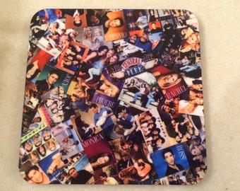 Friends Coaster 4 piece set