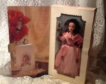 Vintage Barbie Sweet Valentine Doll 1995 Mattel Mint in Box SALE