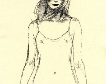 g i r l s 02 - original drawing