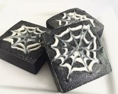 Witches Brew Cold Process Soap with Activated Charcoal
