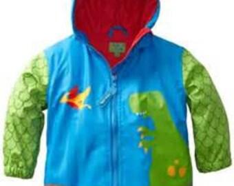 Dinosaur Rain Coat By Stephen Joesph