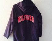 Vtg 90s TOMMY HILFIGER Coat