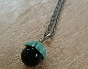 Mint Berry Necklace