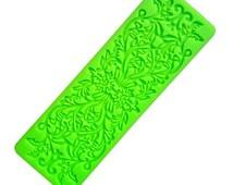 Lace Silicone Mold - Cake Design - Bakeware - Candy - Chocolate - Fondant - Decorating Fondant - Ready to ship