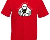 Kingdom Hearts 3 Baymax T-shirt