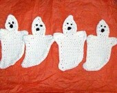 Ghost Halloween Decoration , Set of 4