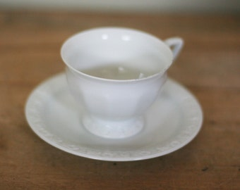vintage rosenthal maria cup and saucer