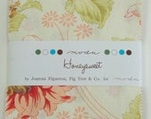 "Honeysweet by Joanna Figueroa/Fig Tree for Moda - 100% Cotton - 42 / 5"" Square Charm Pack"