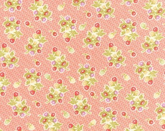 Aloha Girl by Joanna Figueroa/Fig Tree & Co for Moda - 100% Cotton BTY -  Hibiscus  20248-14