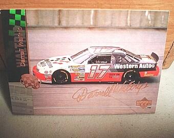 Dale Waltrip, Racing Card, Nascar, Racing, Waltrip Card, Daytona 500, Auto Racing, Waltrip, Hall Of Fame, Auto Racing, Nascar Card