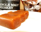 Whiskey Caramels - Great for WEDDING, ENGAGEMENT, PARTY Favors - Groomsmen Gifts, Fathers Day Gifts