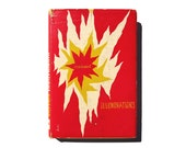 "Alvin Lustig book jacket design, 1946. ""Illuminations"" by Arthur Rimbaud. NC14 / New Directions, New Classics series."