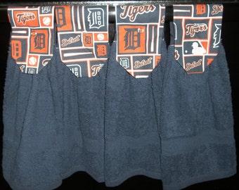 Hanging Kitchen Towels - MLB - Detroit Tigers