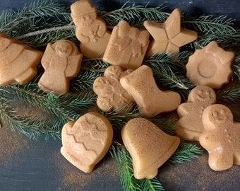Mini Christmas Melting Tarts - Sugar Cookie Scented  - Bag of (12)  10.99