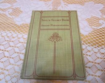 Soul's Secret Door by Swami Paramananda