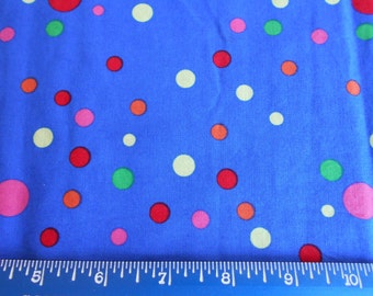 Michael Miller PARTY DOTS quilting cotton fabric. c-1338 Maywood Studio