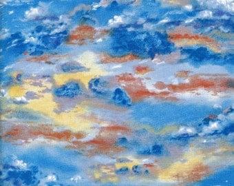 Sunrise Sunset Sky Landscape - Elizabeth Studios - 1 Short Yard