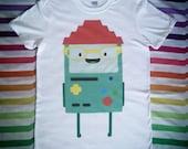 Devo Beemo T-shirt BMO