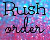 Rush Order - MollyChic Order Add On