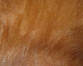 Faux Fur - Orange Monkey