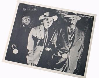 Charlie Chan Waren Oland Lee Chan Keye Luke Photo Studio Copy Publicity Promo 1935