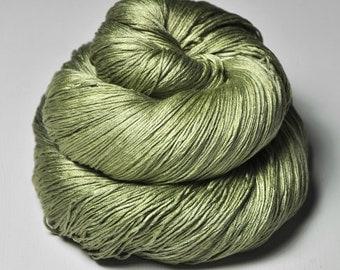 Melting pistachio ice cream - Silk Lace Yarn