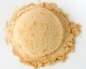 Mineral Makeup - Mineral Foundation - Organic Makeup - Vegan Makeup -Warm - Honey