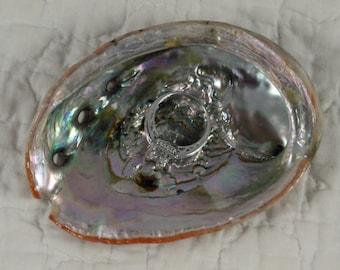Abalone Shell Ring Bowl