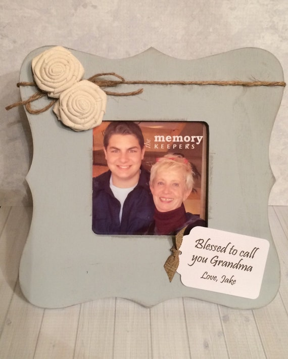 personalized baby frame baby gift