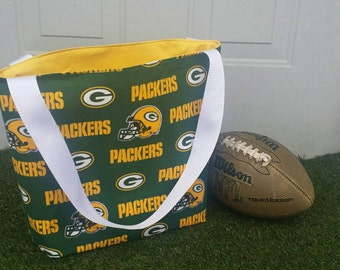 Green Bay Packers tote bag