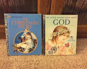 2 Eloise Wilkin Little Golden Books